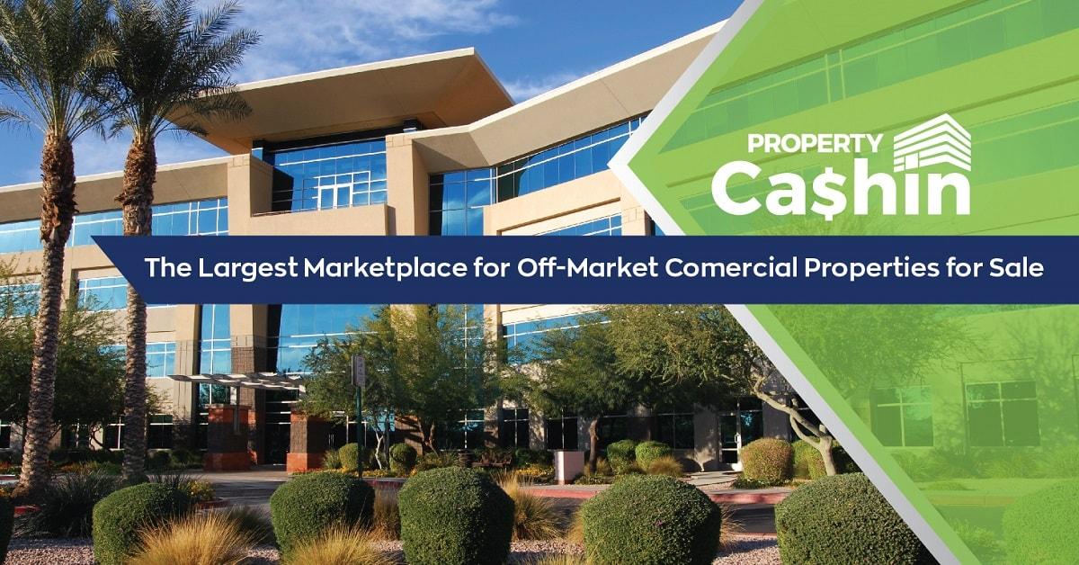 Property Cashin cover