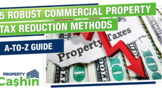 Commercial Property Tax Reduction Methods